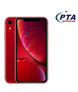 Apple iPhone XR 256GB Single Sim Red - Official Warranty