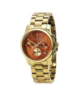 Michael Kors Runway Womens Watch Gold (MK6162)