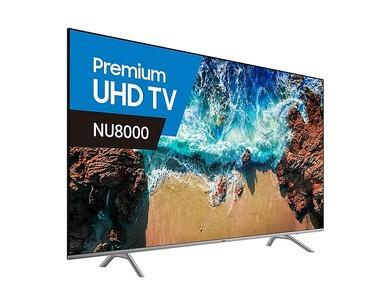 Samsung Series 8 82 4K 4K UHD LED TV (82NU8000) - Official Warranty