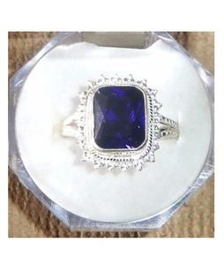 Gilgit Bazar Topaz Stone Ring For Women (GB366)