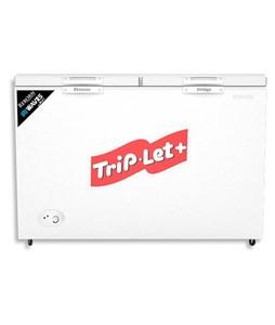 Waves Regular Series Double Door Deep Freezer 15 cu ft (WDFT-315TL)