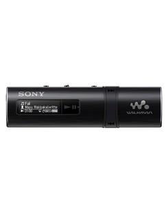 Sony 4GB USB MP3 Player Black (NWZ-B183)
