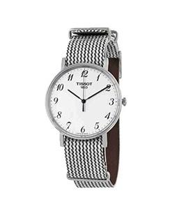 Tissot T-Classic Mens Watch Silver (T1094101803200)