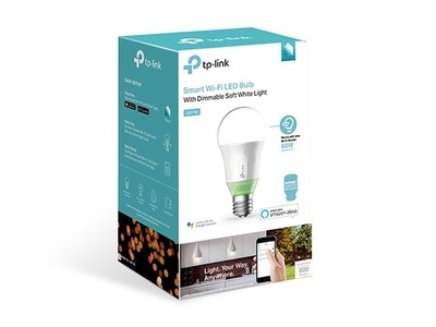 TP-Link Smart Wi-Fi Led Bulb with Dimmable Light (LB110 E27)
