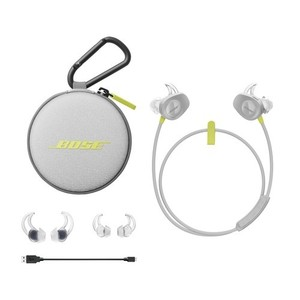 Bose SoundSport Wireless In-Ear Headphones Citron