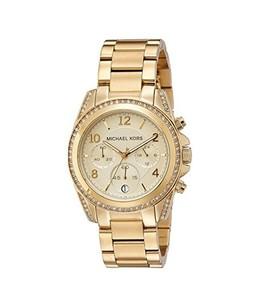 Michael Kors Runway Womens Watch Gold (MK5166)