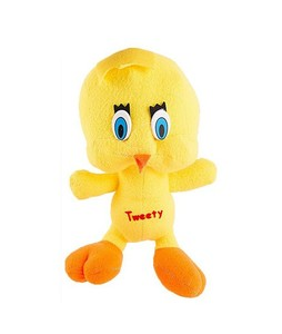 Asaan Buy Cute Hanging Stuffed Toy For Kids 8 Tweety (TO-0016-H)