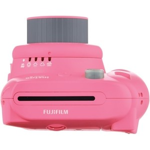 Fujifilm Instax Mini 9 Instant Camera Flamingo Pink - With 20 Sheet - 1 Year Replacement Warranty