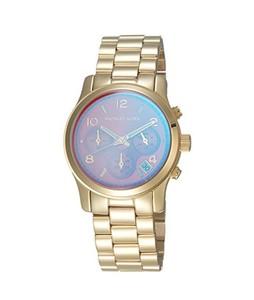 Michael Kors Runway Women's Watch Gold (MK5939)