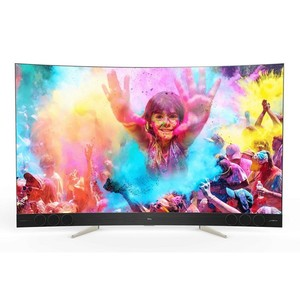 TCL 49 UHD Curved Smart LED TV (49P3FS)