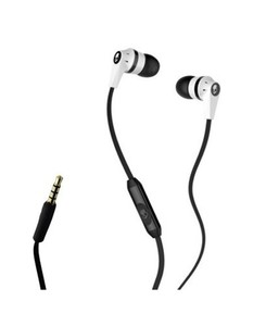 Skullcandy INKD 2 In-Ear Headphones with Mic Black/White (S2IKDY-074)