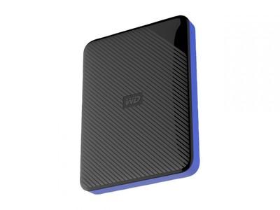 WD Gaming Drive 4TB USB 3.0 Portable Hard Drive
