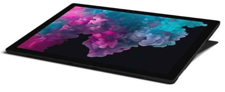 Microsoft Surface Pro 6 Core i5 8th Gen 8GB 256GB Black