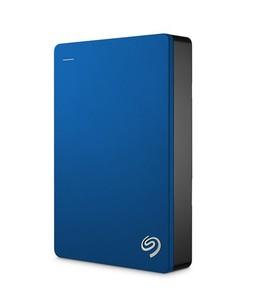 Seagate 5TB Backup Plus Portable Hard Drive Blue