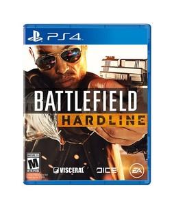 Battlefield Hardline Game For PS4