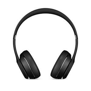Beats Solo 3 Wireless Bluetooth On-Ear Headphones Matte Black