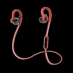 JBL Reflect Contour Wireless Sport Headphones Red