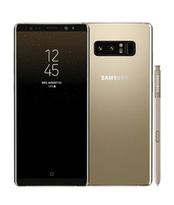 Samsung Galaxy Note 8 64GB Dual Sim Maple Gold