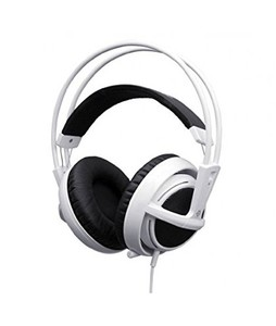 SteelSeries Siberia V2 Gaming Headset White