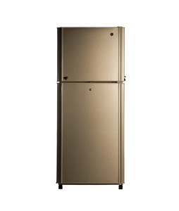 PEL Life Freezer-On-Top Refrigerator 9 cu ft Tangle Gold (PRL-2550)