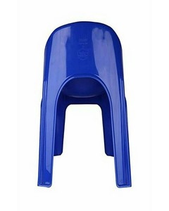 Fastrade Plastic Chair For Kids Blue