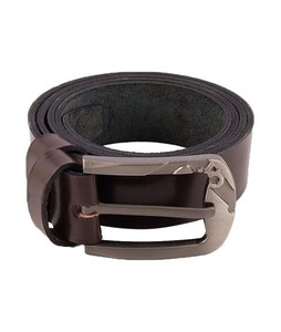 24/7 Fashion Pure Leather Belt For Men Brown