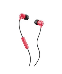 Skullcandy JIB In-Ear Headphones with Mic Red (S2DUY-L676)