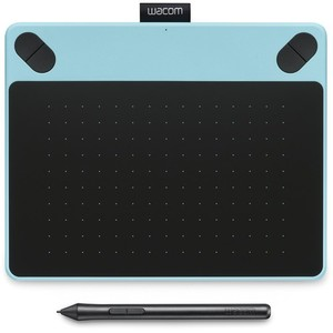 Wacom Intuos Art Pen & Touch Small Tablet (Mint Blue)