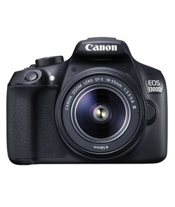 Canon EOS 1300D DSLR Camera with EF-S 18-55mm III Lens