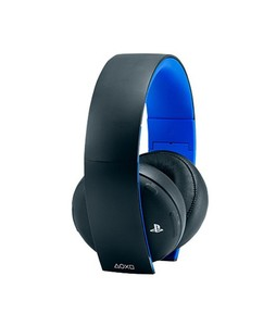 Sony PlayStation Wireless Stereo Headset 2.0 For PS4/PS3/PS Vita Black (CECHYA-0083)