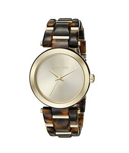 Michael Kors Delray Tort Womens Watch Multi (MK4314)