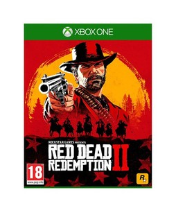 Red Dead Redemption 2 Standard Edition Game For Xbox One
