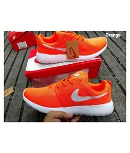 BoultonMarket Roshe Run Shoes For Men Orange