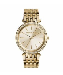 Michael Kors Darci Women's Watch Gold (MK3191)