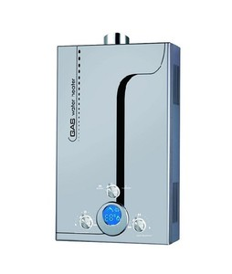 Sogo Dextro Heat Wave Gas Water Heater - Fire Stone