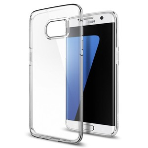 Spigen Liquid Crystal Case For Galaxy S7 Edge