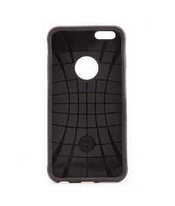 MaujTech Spigen Back Case For iPhone 6 Plus - Gold & Black