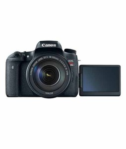 Canon EOS Rebel 760D DSLR Camera With 18-135mm Lens