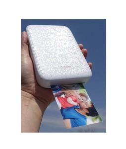 Photobee Portable Photo Printer White