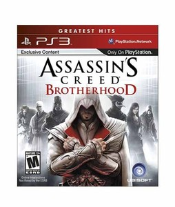 Assassins Creed Brotherhood Game For PS3