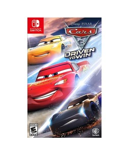 Cars 3: Driven To Win Game For Nintendo Switch
