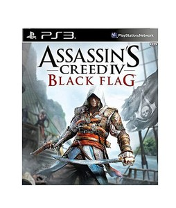 Assassins Creed IV Black Flag Game For PS4