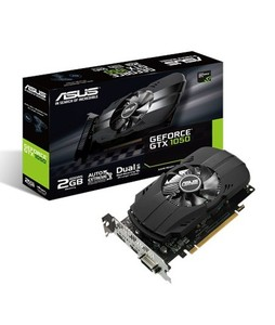Asus Phoenix GeForce GTX 1050 2GB Graphics Card (PH-GTX1050-2G)