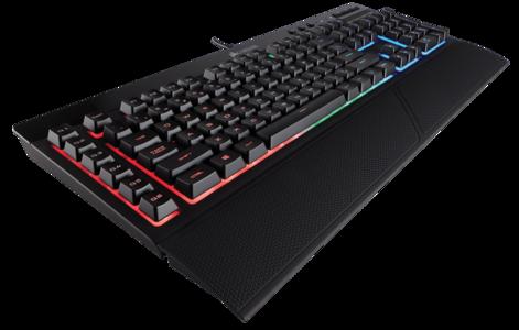 CorsairK55 RGB Gaming Keyboard (CH-9206015-NA)