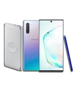 Samsung Galaxy Note 10 256GB 8GB Dual Sim Aura Glow - Official Warranty