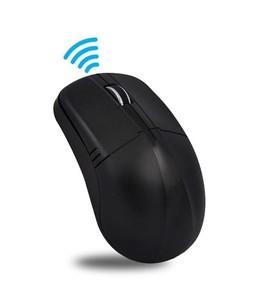Lunar Wireless Mouse Black (LWM-701)