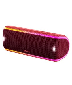 Sony Extra Bass Portable Wireless Bluetooth Speaker Red (SRS-XB31)