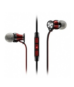 Sennheiser Momentum Earphone Black/Chrome (M2-IEG)