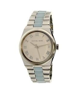 Michael Kors Channing Womens Watch Silver (MK6150)