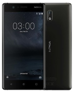 Nokia 3 16GB Dual Sim Matte Black - Official Warranty